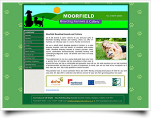 Moorfield Kennels & Cattery